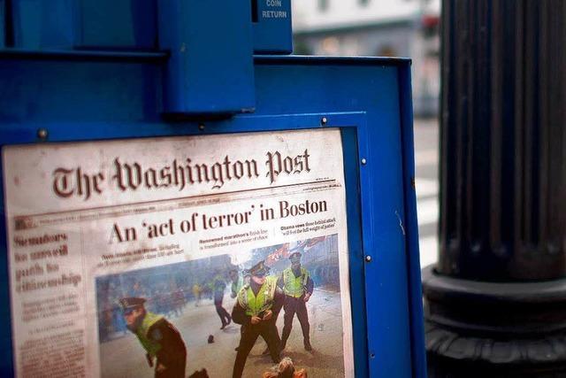 Amazon-Chef Bezos kauft die Washington Post