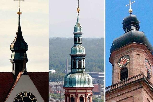 Quiz: Wo steht diese Kirche in Südbaden?