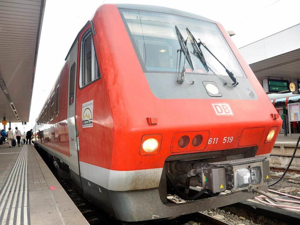 Am Badischen Bahnhof in Basel werden d... die Bremskurve von Zügen überwachen.   | Foto: Daniel Gramespacher