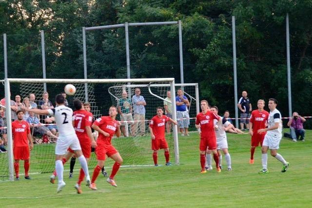 FC Wittlingen schlägt sich im Pokal gegen den SC Pfullendof beim 0:2 achtbar