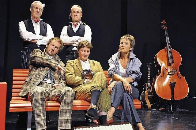 """Musiktheater: """"Der Meister und Margarita"""""""