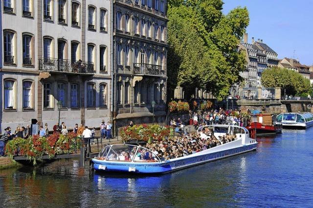 Touristenmagnet Nr. 1 sind die Bootstouren