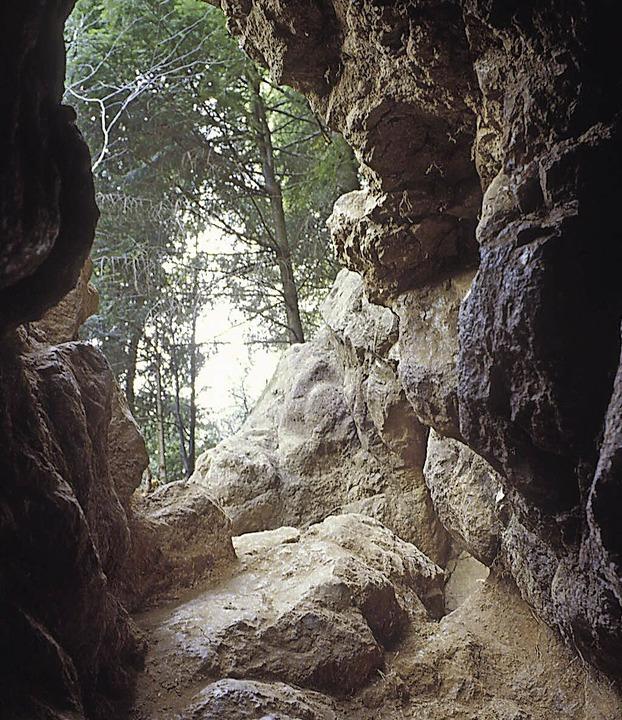 Schon vor mehr als 7000 Jahren gruben ...die Tiefe, um Bodenschätze zu bergen.   | Foto: stadt sulzburg