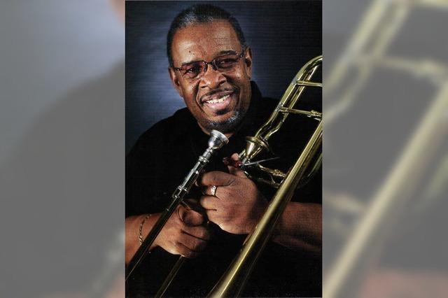 Fred Wesley und die New JBs im Jazzhaus