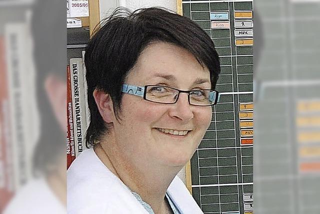 Angela Hauser leitet die Boehle-Schulen