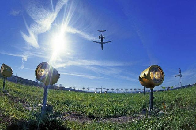 Viel Lärm um weniger Flieger
