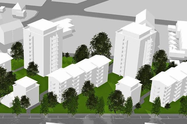 Wohnbau plant 80 neue Mietwohnungen