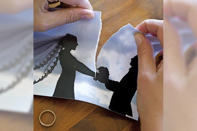 Scheidung ohne Rosenkrieg