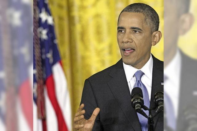 Obama kündigt Schritte zur Überarbeitung der Geheimdienst-Gesetze an