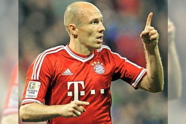 Meister Bayern München setzt wieder Marken