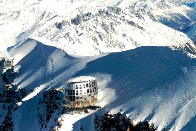 Luxus-Ärger kurz vorm Montblanc-Gipfel
