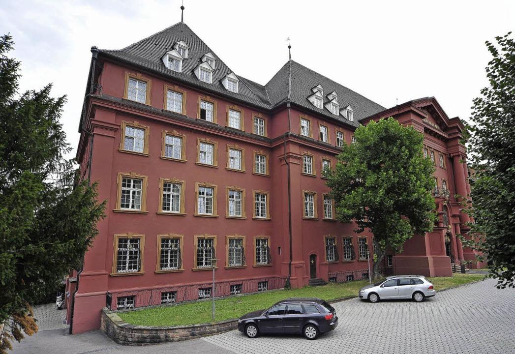 Heute ist in einen Teil des Gebäudes die Universität eingezogen.  | Foto: Thomas Kunz
