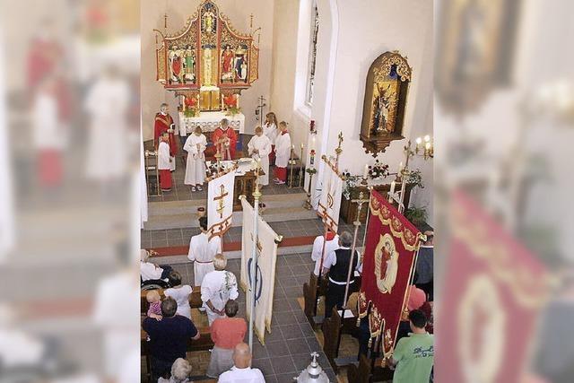 Pfarrkirche St. Laurentius ist rundum restauriert