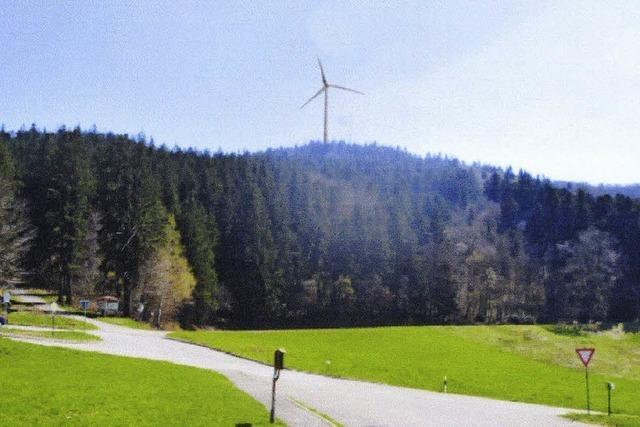 Drei Windräder à 200 Meter hoch?