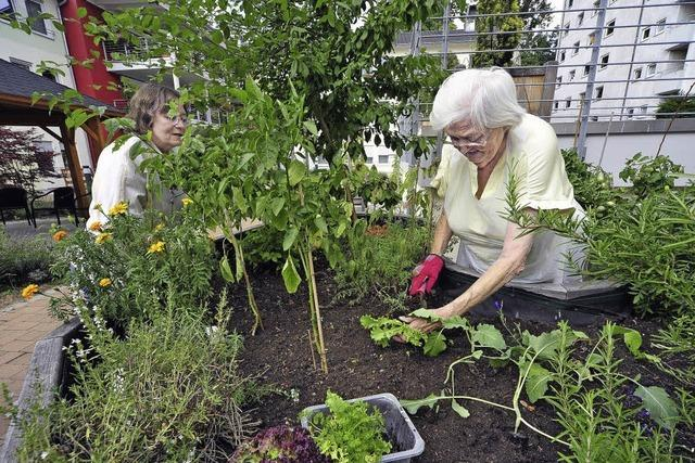Das Emmi-Seeh-Heim geht bei der Altersdemenz neue Wege