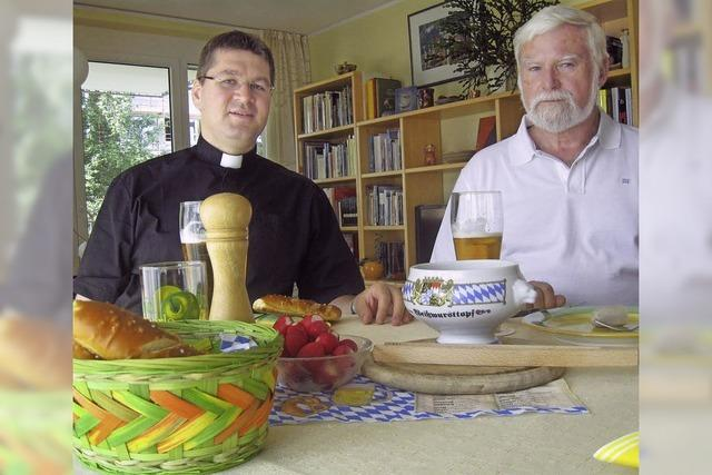 Neue Aufgaben warten im Kloster