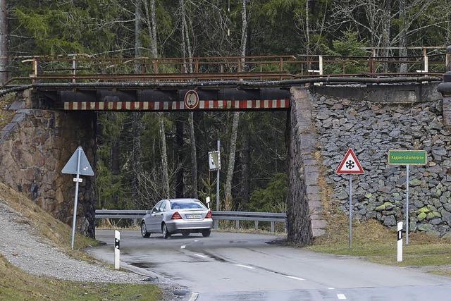 Die Engstelle Bahnunterführung wird beseitigt