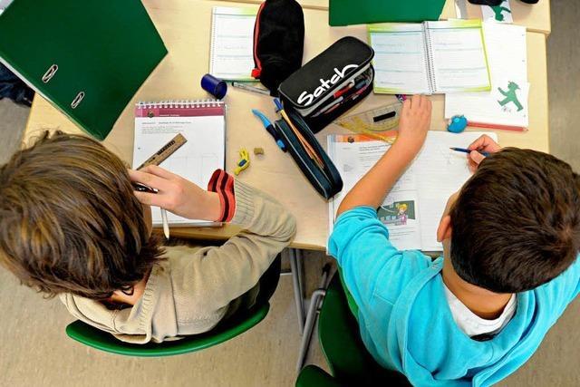 Schwieriger Kampf der CDU gegen die Gemeinschaftsschule
