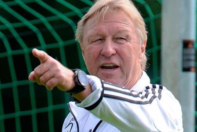 Horst Hrubesch will in Freiburg gegen Frankreich bestehen