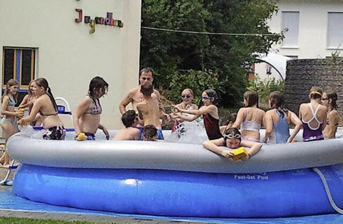 Kinder- und Jugendhaus Opfingen, Sommerferien 2013  | Foto: Privat