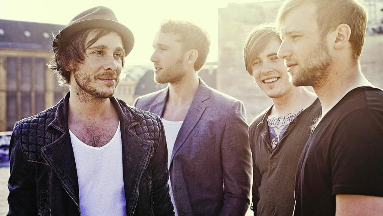 Die Freiburg Berliner Band Quarter Hat Ihr Debütalbum Veröffentlicht