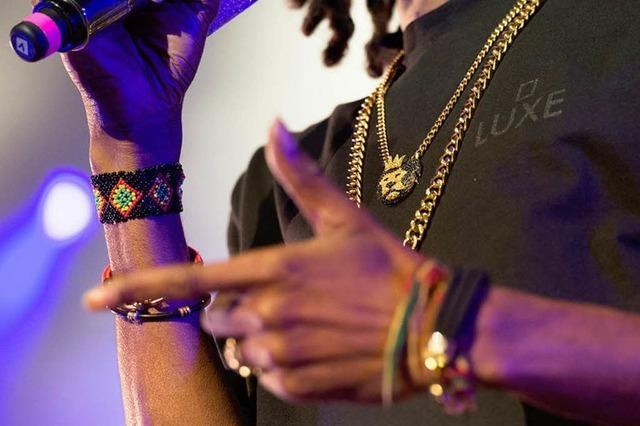 Fotos: Snoop Dogg aka Snoop Lion in Colmar