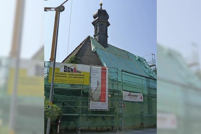 Friedhofskapelle wird renoviert