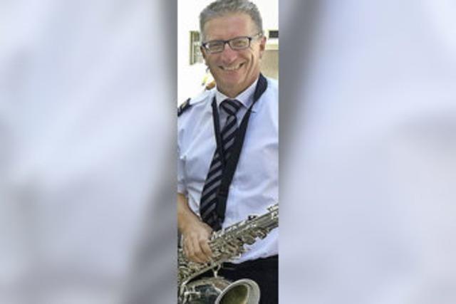 Mit dem Saxofon zum Big Apple