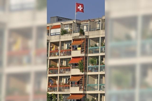 Stadtkanton gewinnt als Wohnort an Attraktivität
