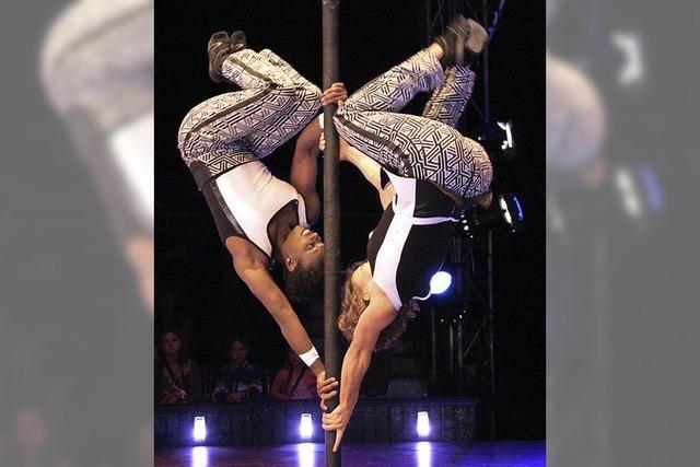 Circus Monti: Zum Staunen und Lachen