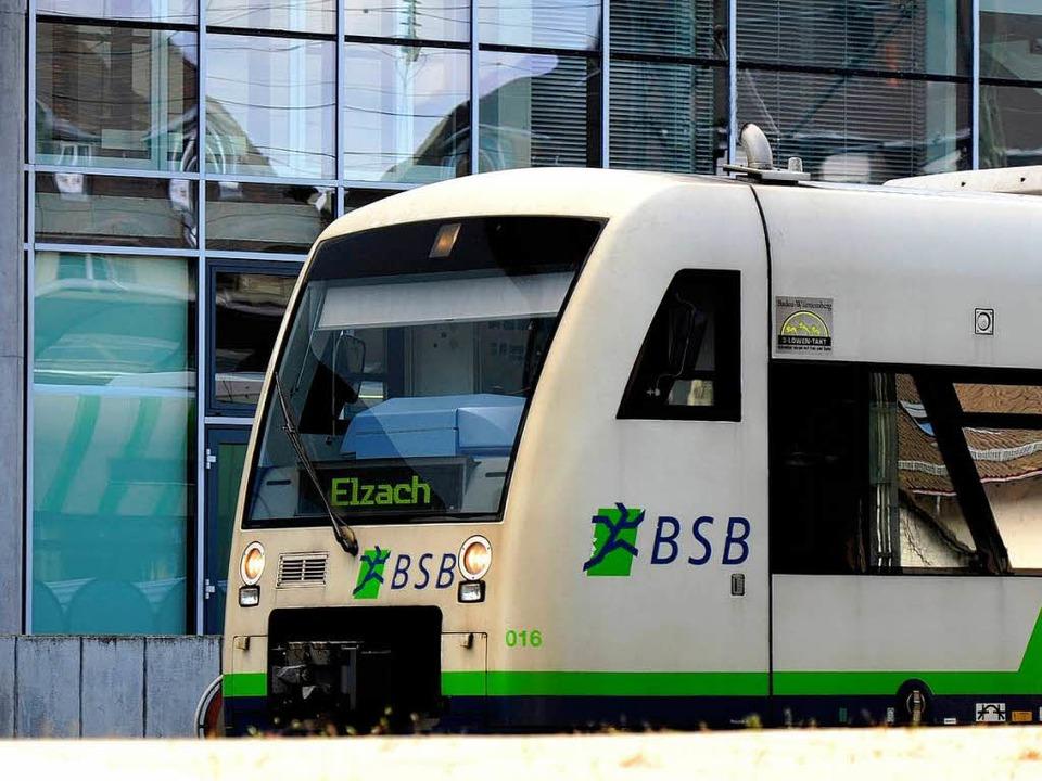 Die Kosten für die Breisgau-S-Bahn laufen aus dem Ruder.  | Foto: Ingo Schneider