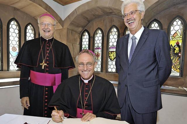 Der SC hat einen Fan im Vatikan