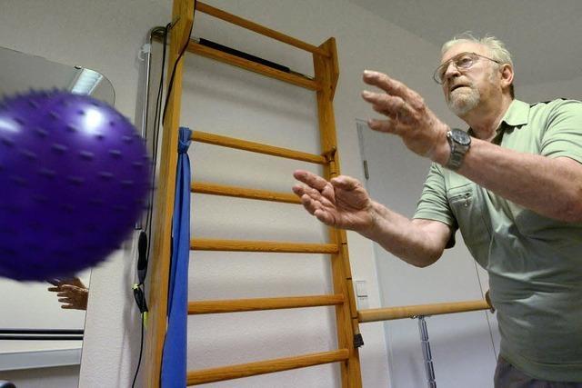 Uniklinik Freiburg macht alte Menschen nach Erkrankung wieder fit fürs Leben
