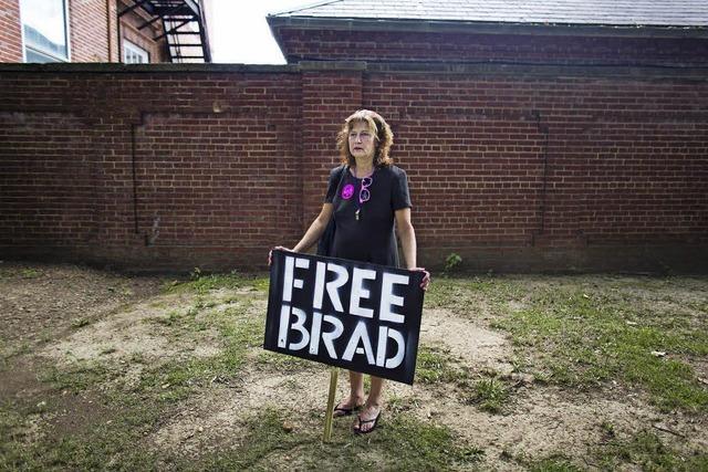 Bradley Manning bittet um Milde