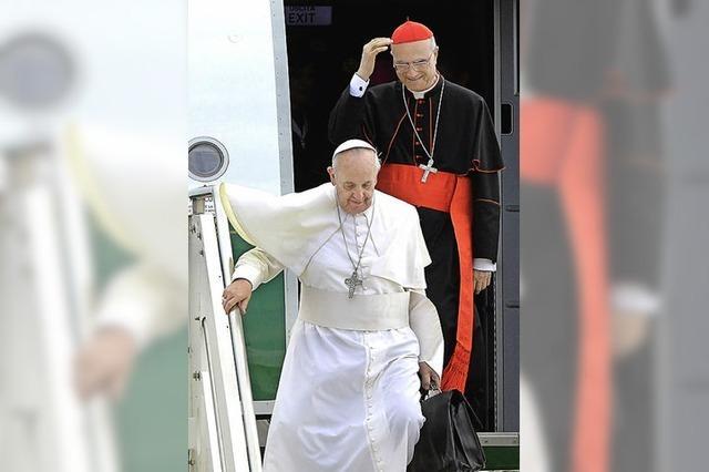 Beraterin bringt Papst in Bedrängnis