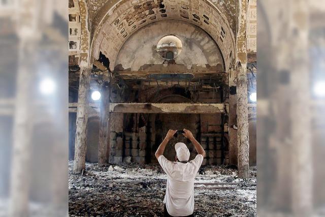 Von der religiösen Gewalt profitiert die Armee