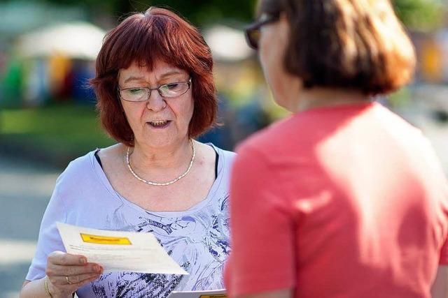 Mannheimer Gartenschau-Gegner machen mobil