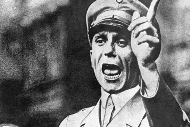 Russischer Verlag druckt Goebbels' Roman