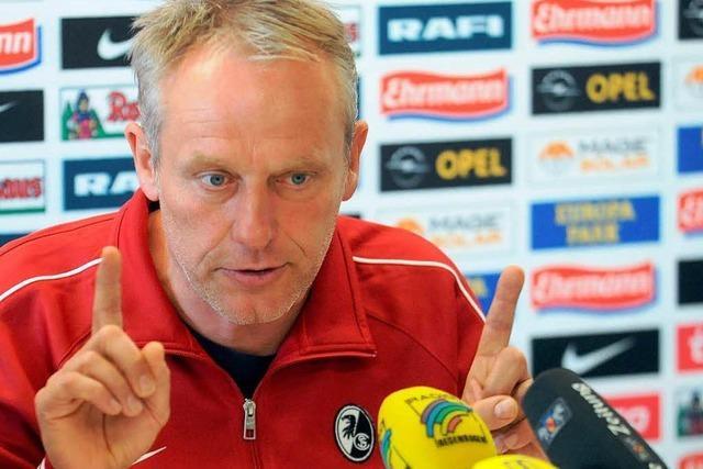 SC Freiburg: Vor dem Heimspiel kündigen sich personelle Rochaden an