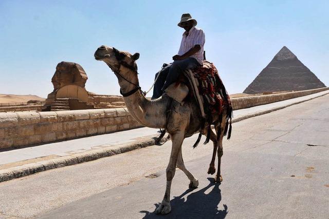 Unruhen in Kairo – Tui sagt alle Reisen nach Ägypten ab