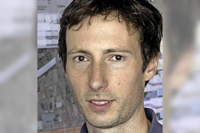 Straßenverkehrsplaner Andreas Veser im Portrait