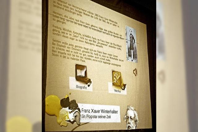 App für Franz Xaver Winterhalter