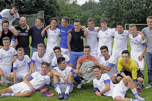FCD ist mit der B-Jugend in der Oberliga angekommen
