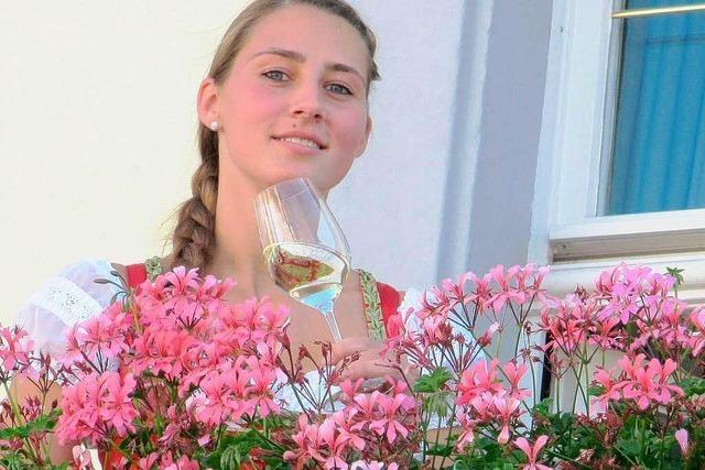 Sarah Fehrenbach aus Denzlingen ist neue Weinprinzessin