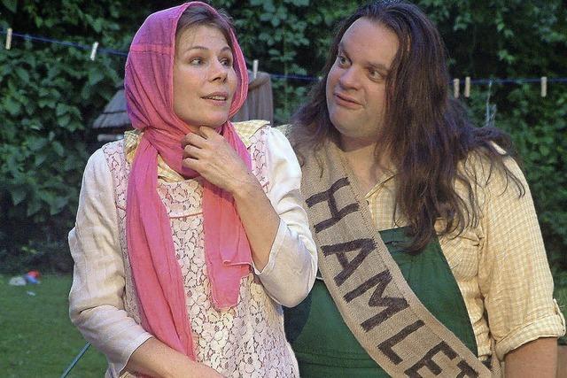 Shakespeare im Zeitraffer