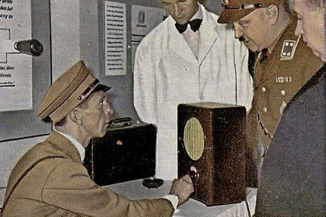 80 Jahre Volksempfänger: Des Teufels Megaphon