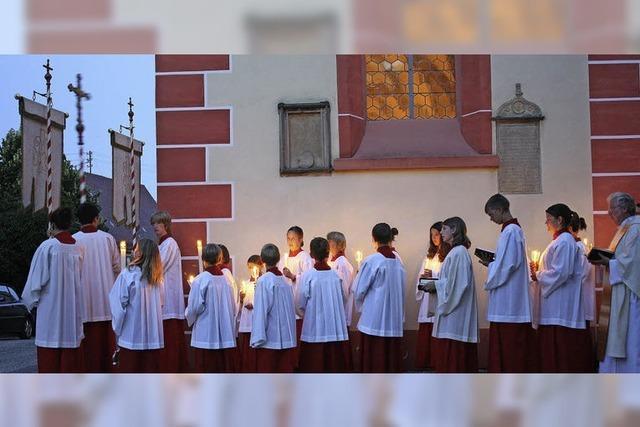 Vom Licht, das Christus in die Welt gebracht hat