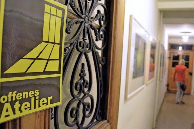 """Zweite """"Nacht der offenen Ateliers"""" unter dem Motto """"Darf Kunst schön sein?"""""""