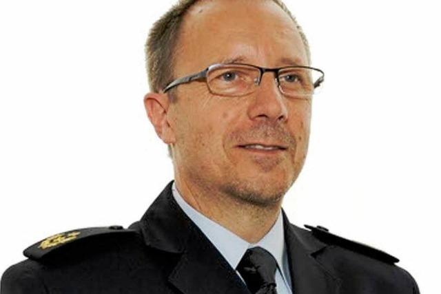 Klotter für Hammann – Erstmals wird ein Polizist Chef der Polizei