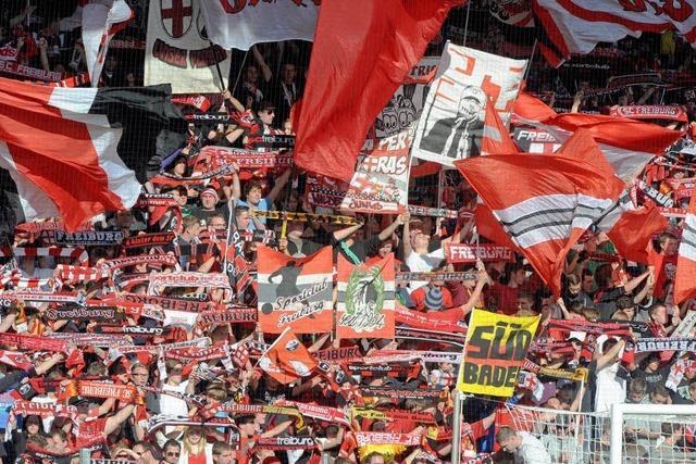 Streit um die Fankultur beim SC Freiburg
